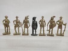 MES-50885Ü-Ei 7 St. Metall Figuren,ohne Original Verpackung,