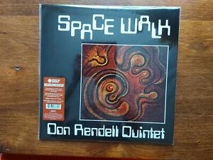 DON RENDELL QUINTET SPACE WALK LP MINT 180GM