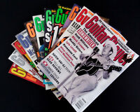 Guitar Player Magazine 1996 Lot of 12 Full Year Vintage