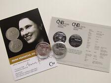 República Checa 2017 200 coronas moneda de plata coin St bu-Operation anthropoid -