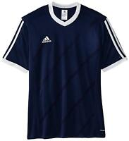 Adidas Youth/Men's Climacool Regista 14 Soccer Jersey (Navy/White, Youth Large)