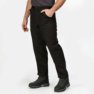 """Regatta TRJ330 Action Trousers in 4 colours Waist: 30-46"""" Leg: 29-33"""""""