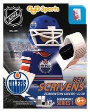 Ben Scrivens OYO Edmonton Oilers Goalie Figure NHL HOCKEY Figure G1