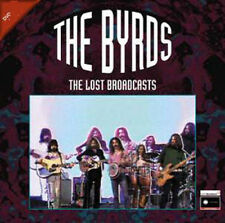 BYRDS dvd LOST BROADCASTS german TV