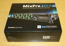 Sound Devices MixPre-10M Digital Audio Recorder NEW