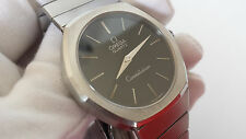 vintage watch mens Omega constellation quartz cal.1330 all stainless steel rare