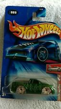 DIECAST HOT WHEELS MODEL CAR HW TOONED CHEVY 2004 FIRST 1ST EDITIONS #89