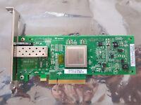 Dell 6H20P QLogic QLE2560 FC Fibre Channel 8GFC 8G SFP+ Single Port PCI-e 2.0 x8