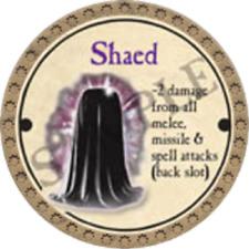 SHAED   Ultra Rare True Dungeon Token