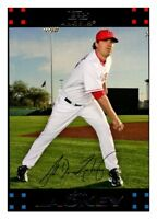 2007 TOPPS BASEBALL CARD - PICK / CHOOSE YOUR CARDS