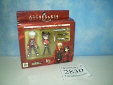 New PalmCharacters Anime Fate Stay Night Action Figure - Archer & Rin