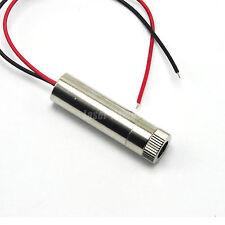 Focusable 405nm 5mw-10mW Violet/Blue Line Laser Diode Module DC3V~5V 12X35mm