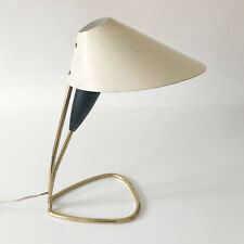 RARE Mid Century ITALIAN TABLE LAMP Desk Light STILNOVO Arteluce SARFATTI Era
