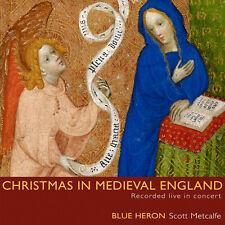 Blue Heron / Scott M - Christmas in Medieval England [New CD]