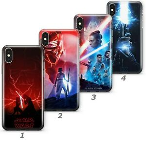 Star Wars Rise of Skywalker Han Solo BB8 Case Cover iPhone SE 12 11 8 7 6 5 4 X