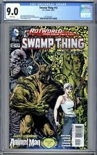 Swamp Thing #12 (Vol 5) - CGC 9.0 (VF/NM) 2012 - New 52