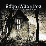 Edgar Allan Poe. Hörspiel: Edgar Allan Poe - Folge 2: Die schwarze Katze.   - CD
