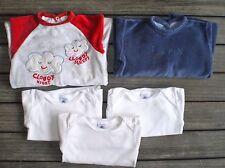 Lot de 2 Pyjamas & 3 Bodys  * PETIT BATEAU & IN EXTENSO * Taille 18 Mois !!