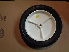 """New 10"""" X 1-3/4""""x X 1/2"""" Plastic Wheel For Lawn Mowers & Other Applications"""