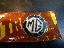MG 1100 Original 1960's Quality Gear Knob Lever Badge Key Fob Enamel NOS