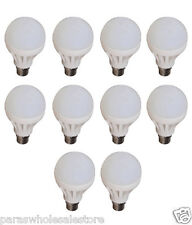 LISTER BRAND 7W Led Bulb Set Of 10 Pcs High Power LED Bulb For Bright Safe Light