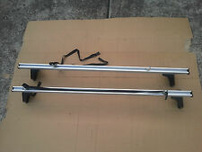Toyota  Hiace Alloy Roof Racks 2005+ onwards with max load 100kg A pair