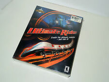 ULTIMATE RIDE new factory sealed PC Big Box videogame