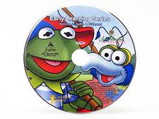 Muppet Kids: Same & Different - Windows 7 / Vista / XP / 95/98 Computer PC Game
