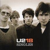 U2 - 18 Singles (+DVD, 2006)