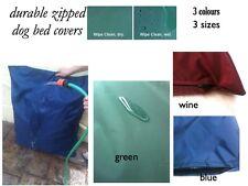 Impermeabile resistente dog bed RICAMBIO memory foam con Cerniera Resistente coprono solo