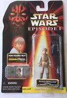 Star Wars ANAKIN SKYWALKER Phantom Menace TPM Action Figure 1998 Hasbro NEW
