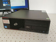 Nr.4 Fujitsu Home Office PC 16GB RAM i5-3470 250GB SSD Windows 10 Computer DVD
