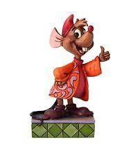 Disney Traditions - Cinderella - Jaq Personality Pose Jim Shore Figurine 4059738