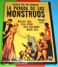FREAKS La parada de los monstruos - R ALL - English - SUB.:Español - Precintada