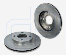 2 Bremsscheiben AUDI 80 B3 100 Avant C3 vorne  Vorderachse Durchmesser 256 mm be