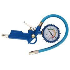 Reifenfüller Reifendruckprüfer Manometer Luftdruckprüfer Luftdruckmesser AL