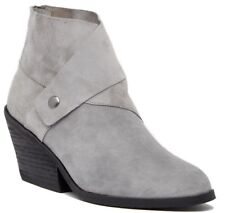 97cd77df345c Eileen Fisher Tag Sport Suede Women s Bootie Ankle BOOTS Gray Size ...