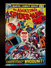 SPIDER-MAN 155 (4/76 9.0 non-CGC) JOHN ROMITA SR.COVER!! JJJ! JOE ROBERTSON!!