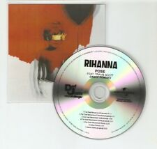 RIHANNA FT TRAVIS SCOTT  'POSE' THE REMIXES PART 1 CD PROMO 7 MIX CD PROMO