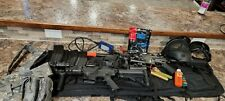 airsoft guns electric full metal/plastic collection.