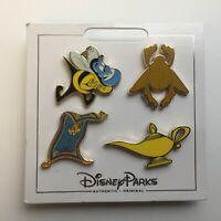 Aladdin Icons Set - 4 pins Disney Pin 124841
