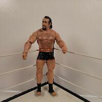 WWE Mattel 2014 Rusev Basic Wrestling Action Figure Red & Black