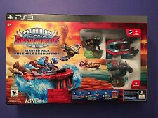 Skylanders SuperChargers Starter Pack  (PS3)  NEW