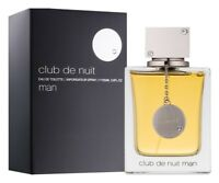 NEW ARMAF CLUB DE NUIT MAN EAU DE TOILETTE FOR MEN WITH FREE SHIPPING - 105 ML