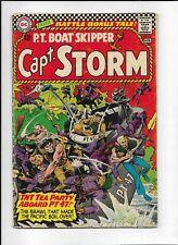 Capt. Storm #12 (1966) GD-