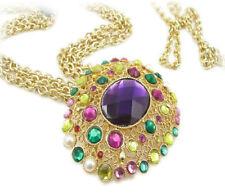 Fairytale Fantasy Brass Fashion Necklaces & Pendants
