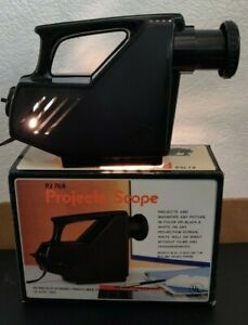 Vintage Projecta Scope PJ768 Art Drawing Tracing Projector Excellent Condition