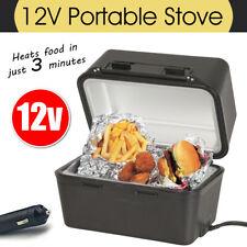 12 Volt Large Portable Stove Cigarette Heat Food Truck Caravan Camping Outdoor