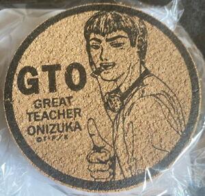 Great Teacher Onizuka GTO Coasters - Untersetzer - 4 Stk. - Neu, Japan, Nihonbox