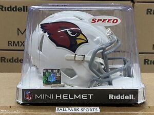 ARIZONA CARDINALS - Riddell Speed Mini Helmet (NEW IN BOX)